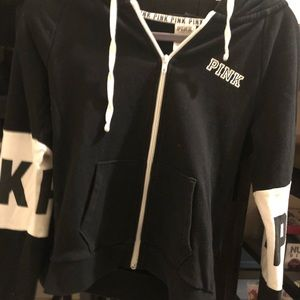 PINK Victoria's Secret Tops - VSP hoodie preloved